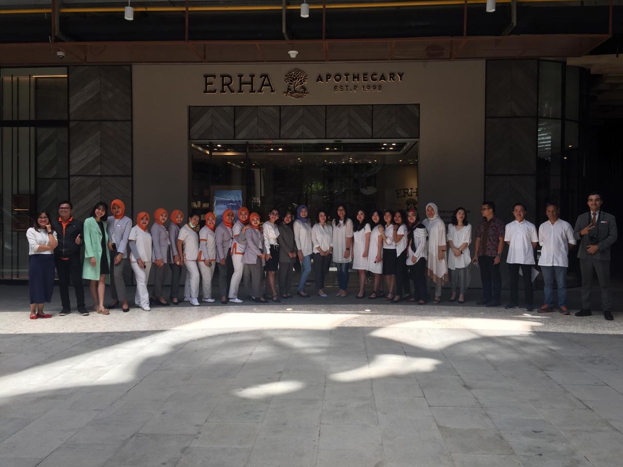 THE NEW 93RD ERHA BRANCH IN MAKASSAR